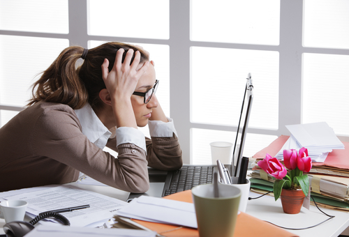 Frustrated + Overhwhelmed Business Coach