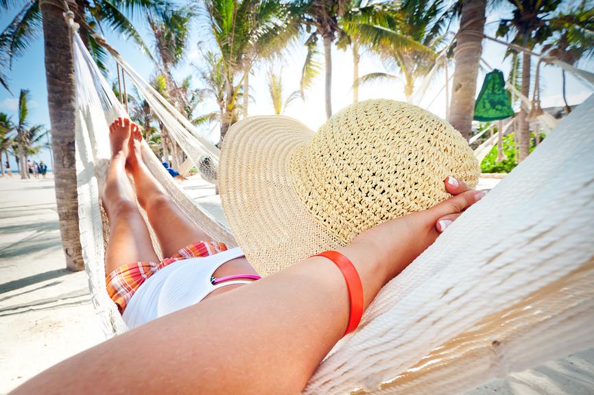 beach-sleeping
