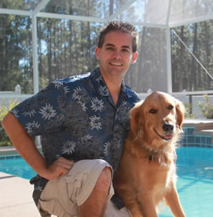 Terry-Dean-with-Dog