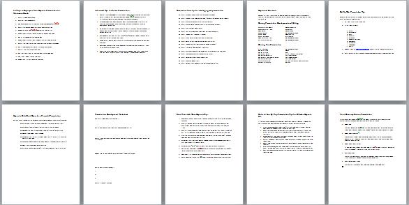 keynoteworksheets