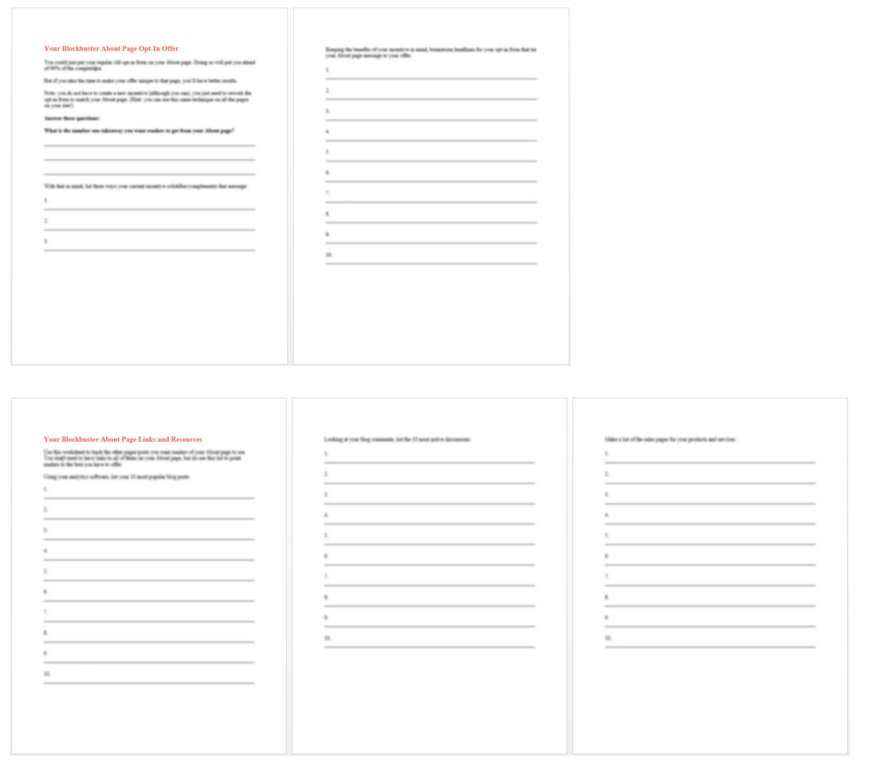 checklists image 2