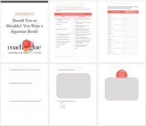 webinar handout