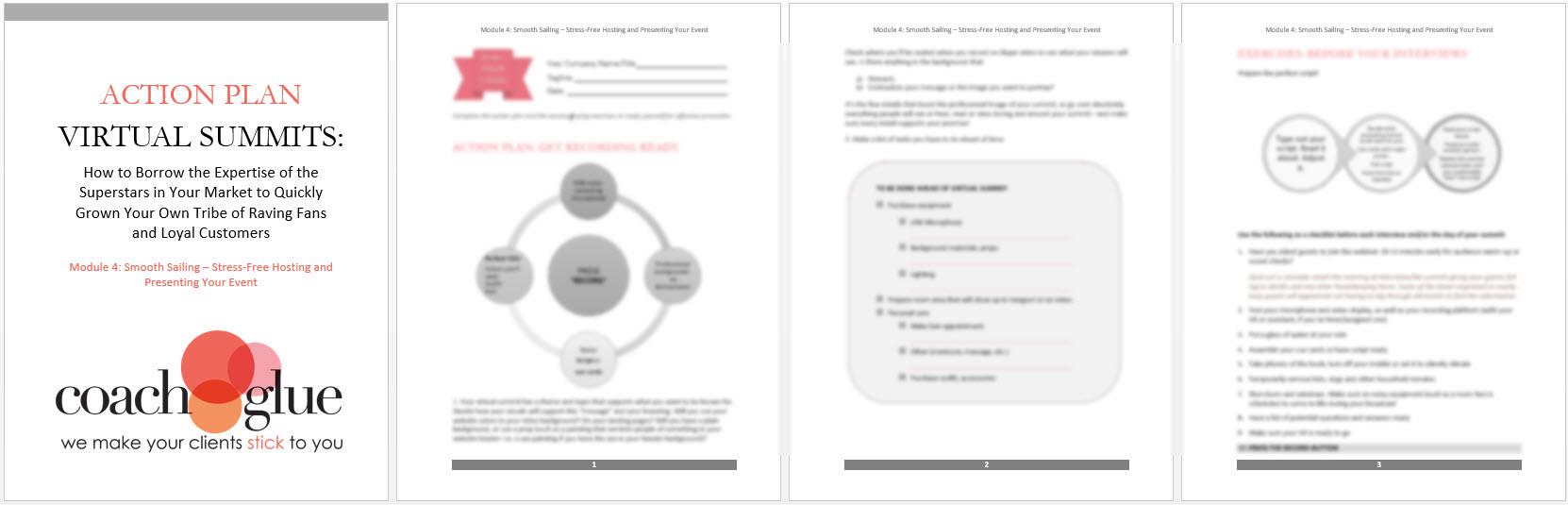 module 4 action plan