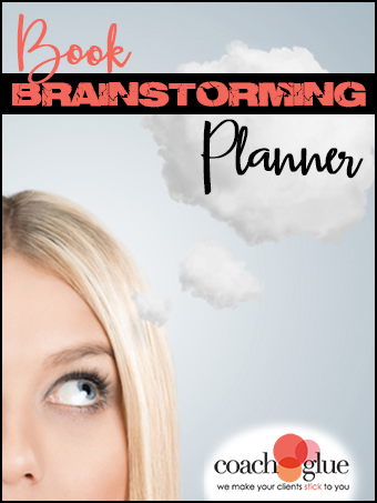 Book Brainstorming Planner
