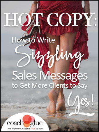 CoachGlueBookCover_hotcopyhowtowritesizzlingsalesmessages_340wide