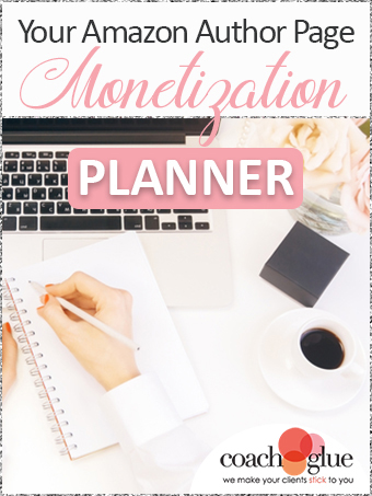 Your Amazon Author Page Monetization Planner