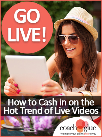 Go Live! How To Cash In On The Hot Trend Of Live Videos