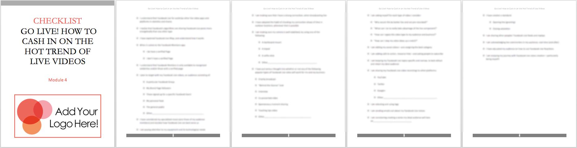 mod-4-checklist