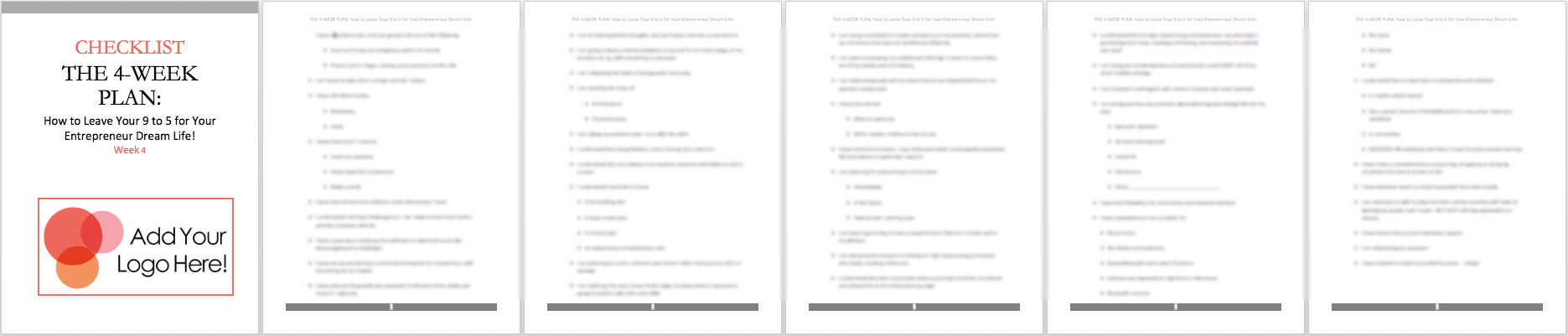 4-checklist