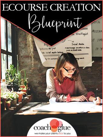 Ecourse Creation Blueprint