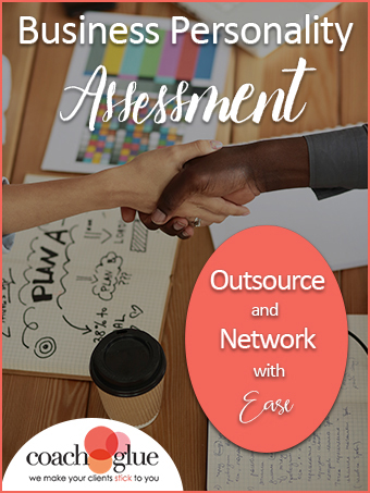 business personality assessment outsource and network with ease