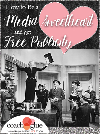 How To Be A Media Sweetheart And Get Free Publicity