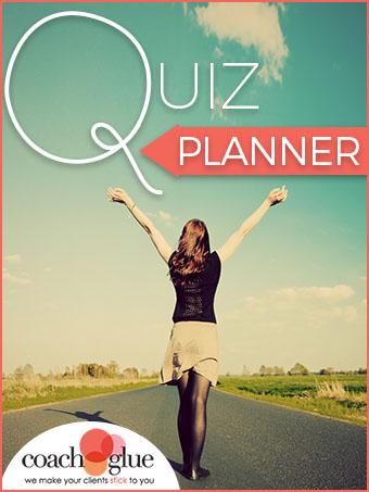 Quiz Planner