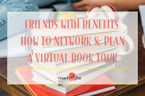 Network Your Way to a Virtual Book Tour