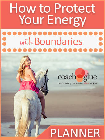How to Protect Your Energy with Boundaries Planner