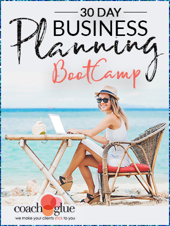 30 Day Business Planning Bootcamp