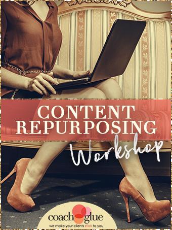 Content Repurposing Workshop