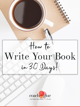 How to Write Your Book in 30 Days (Bonus! 10 Extra Worksheets)