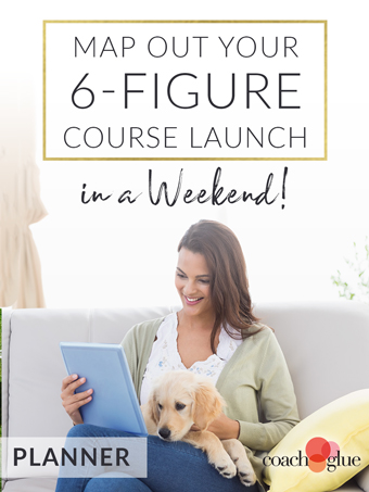 Map Out Your 6-Figure Course Launch in a Weekend!