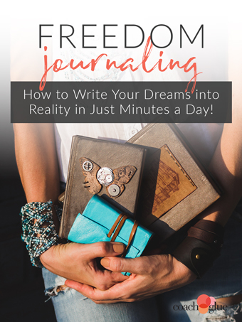 Freedom Journaling! How to Write Your Dreams into Reality in Just Minutes a Day!