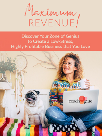 Maximum Revenue! Discover Your Zone of Genius to Create a Low-Stress, Highly Profitable Business that You Love